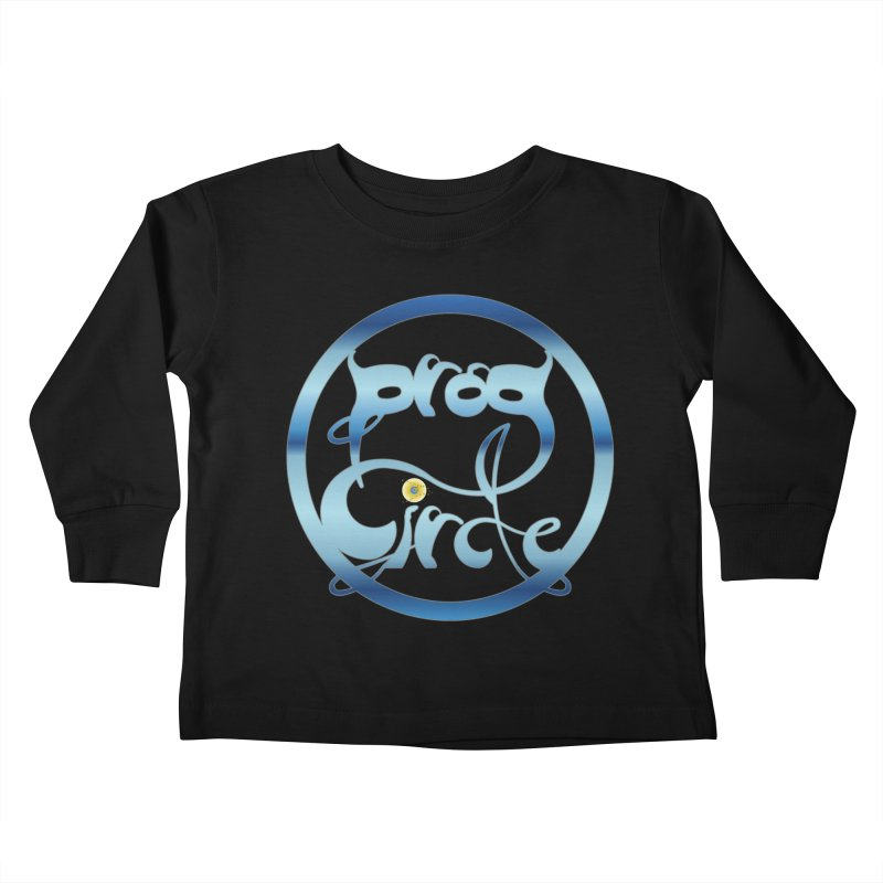 PC15 Prog Circle OFFICIAL BLUE NONENIANO Kids Toddler Longsleeve T-Shirt by LajarinDream