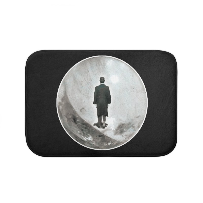 PC40 Yes Astral Traveler Home Bath Mat by LajarinDream