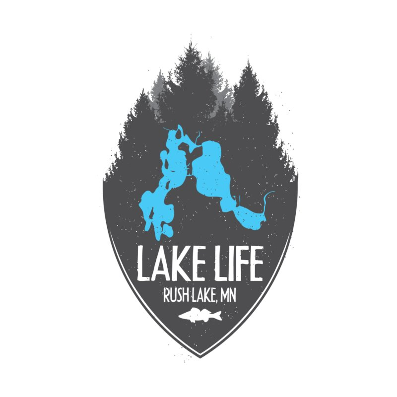 Rush Lake Life Hoodies by Your Lake Apparel & Accessories