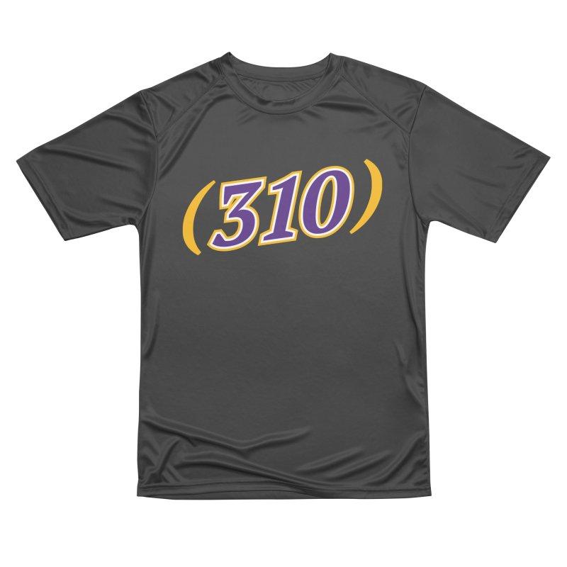 310 Women's Performance Unisex T-Shirt by Lakers Nation's Artist Shop