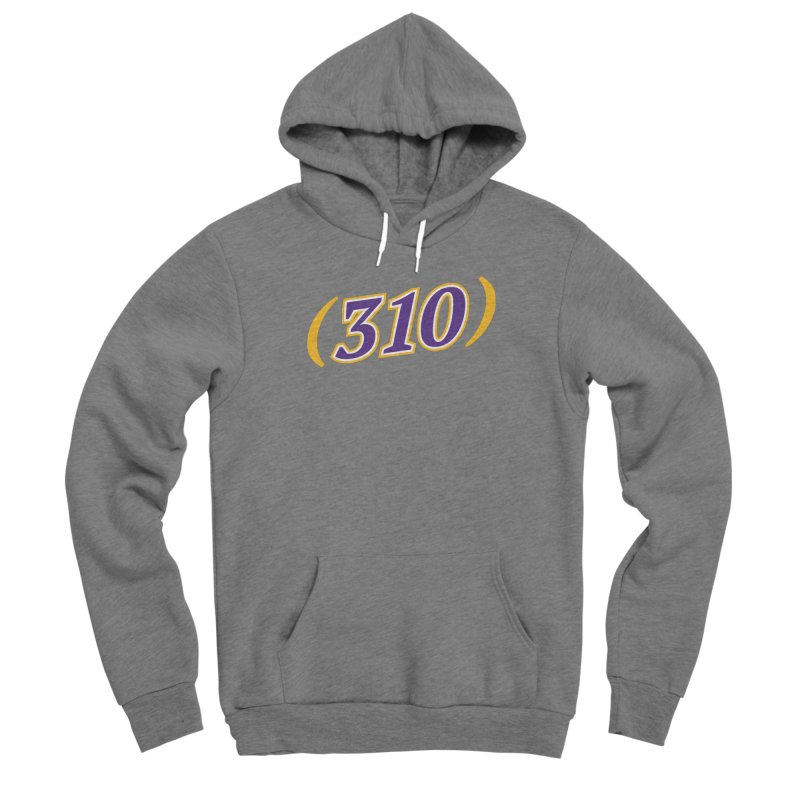 310 Women's Pullover Hoody by Lakers Nation's Artist Shop