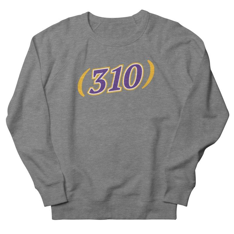 310 Women's Sweatshirt by Lakers Nation's Artist Shop