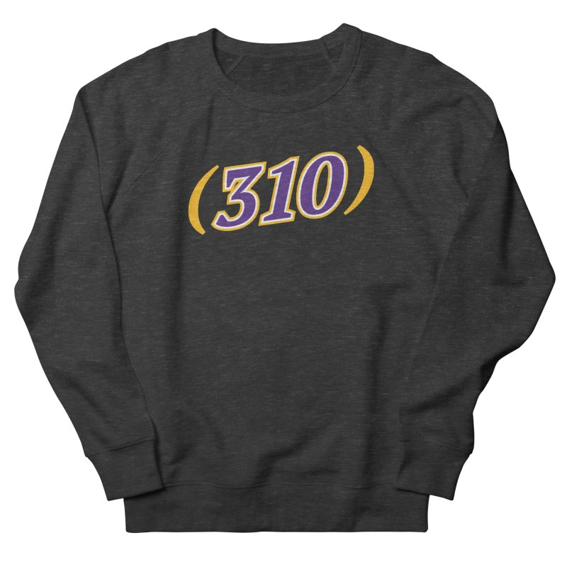 310 Men's Sweatshirt by Lakers Nation's Artist Shop