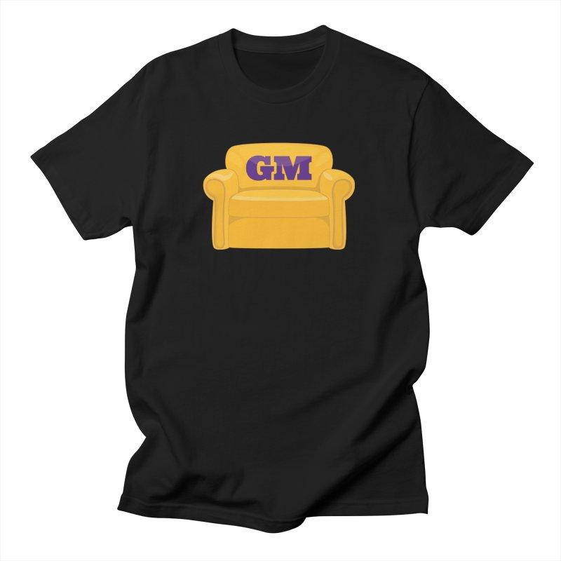 Armchair GM Men's T-Shirt by Lakers Nation's Artist Shop