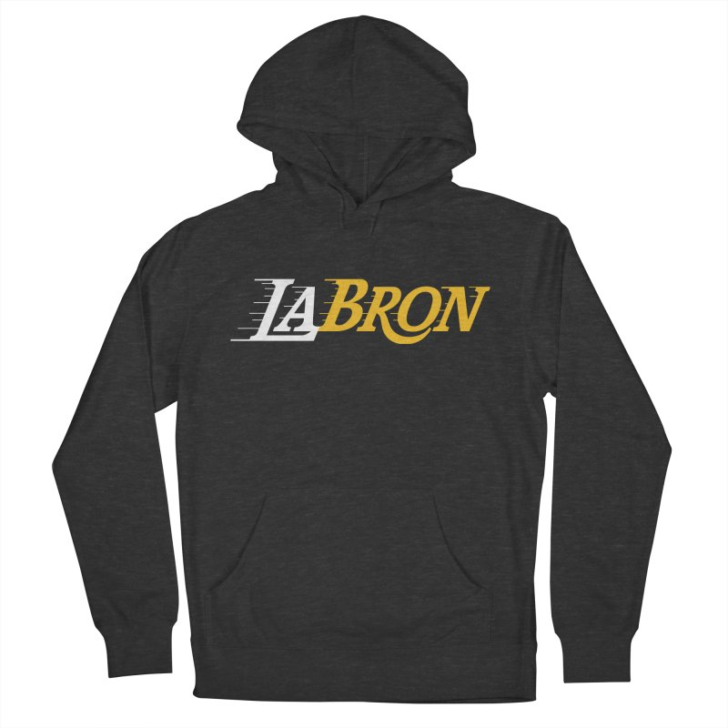 LaBron Men's Pullover Hoody by lakersnation's Artist Shop