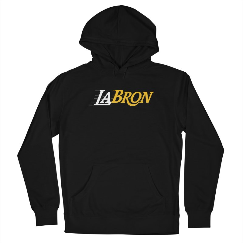 LaBron Women's Pullover Hoody by Lakers Nation's Artist Shop