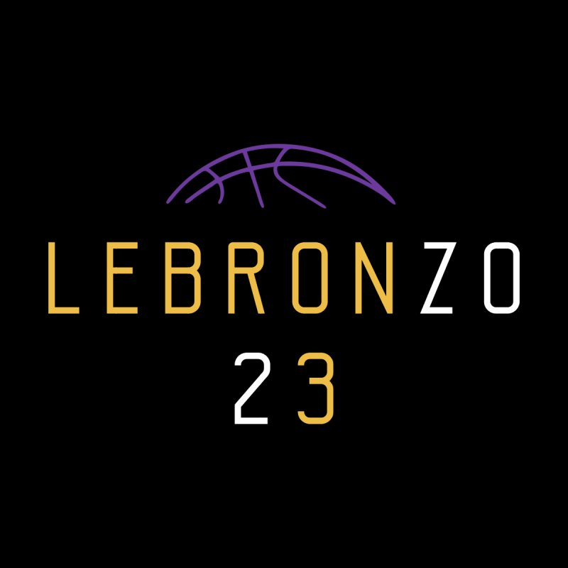 LEBRONZO Women's Sweatshirt by lakersnation's Artist Shop