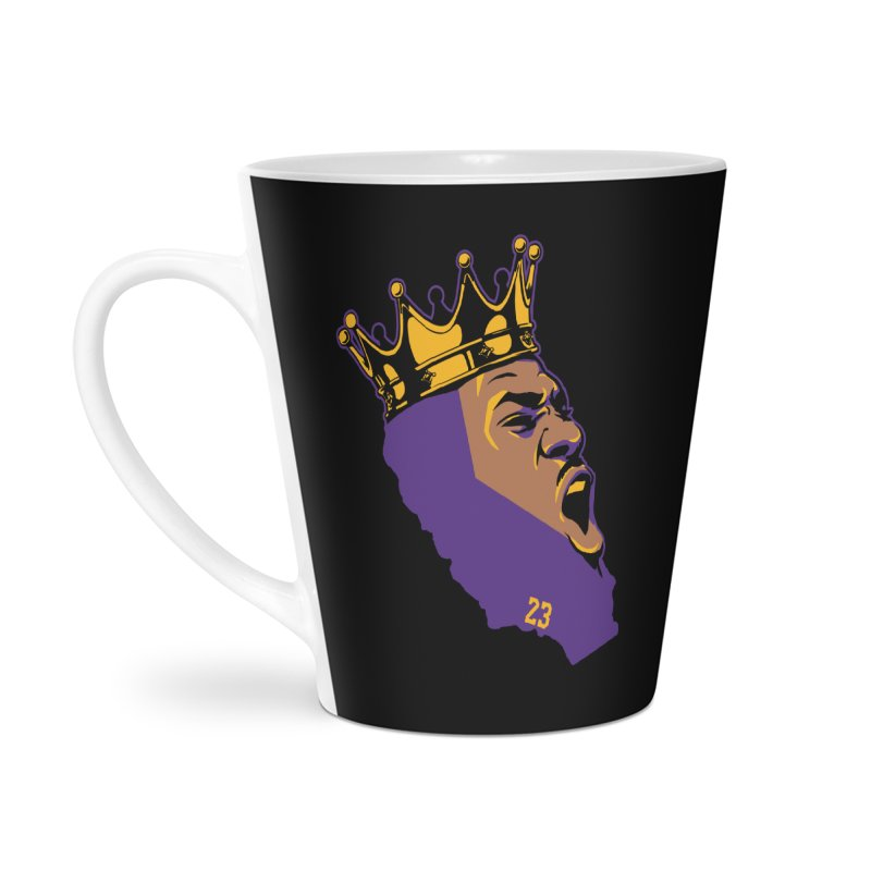 California King Accessories Mug by Lakers Nation's Artist Shop