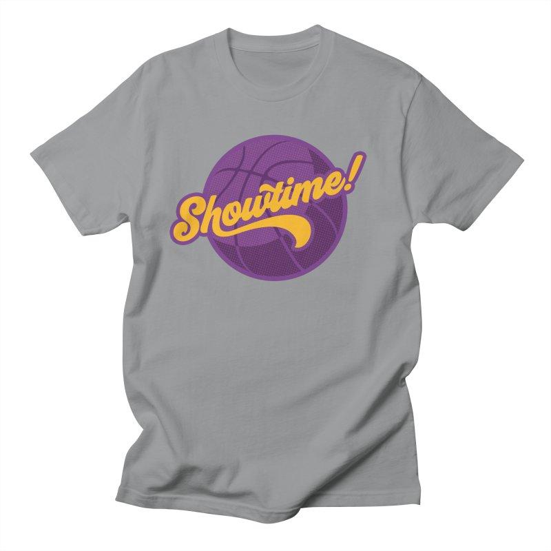 Showtime! Women's Regular Unisex T-Shirt by Lakers Nation's Artist Shop