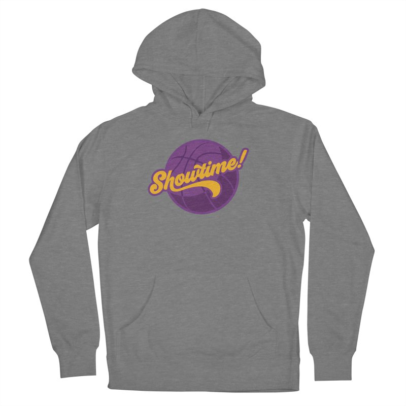 Showtime! Women's Pullover Hoody by Lakers Nation's Artist Shop
