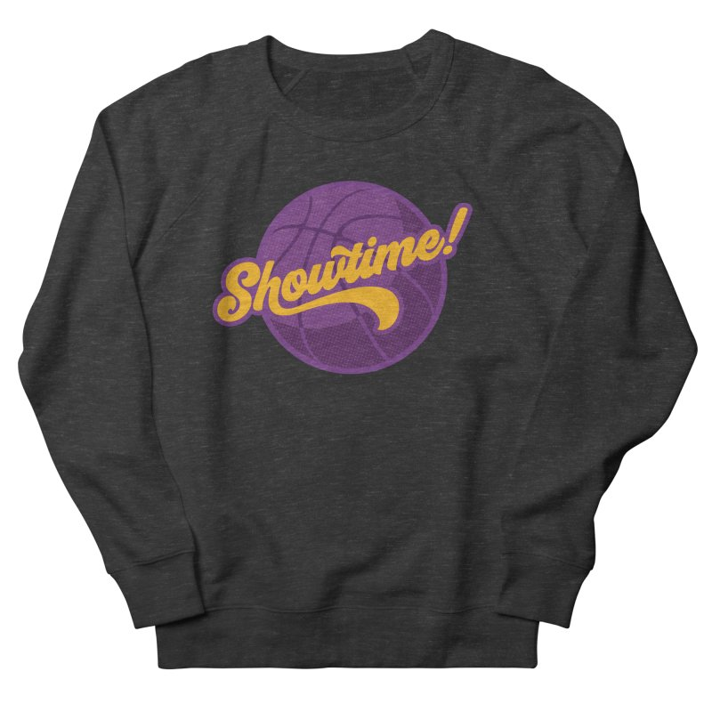 Showtime! Women's Sweatshirt by Lakers Nation's Artist Shop