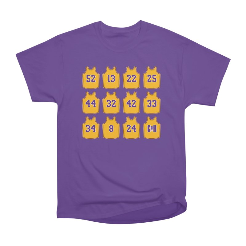 Retired Women's T-Shirt by Lakers Nation's Artist Shop