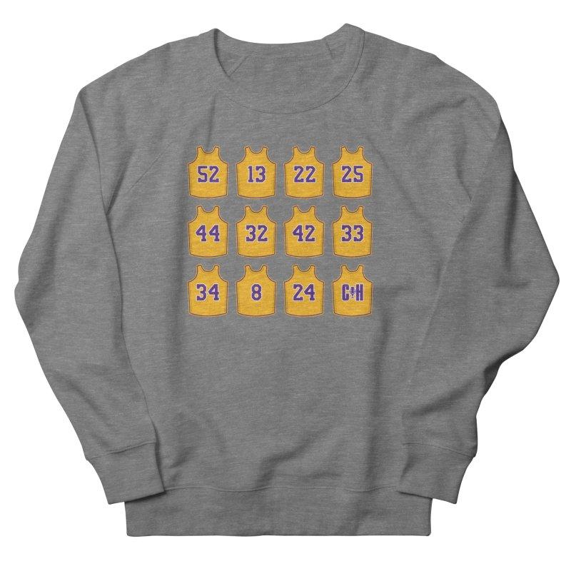 Retired Men's Sweatshirt by Lakers Nation's Artist Shop