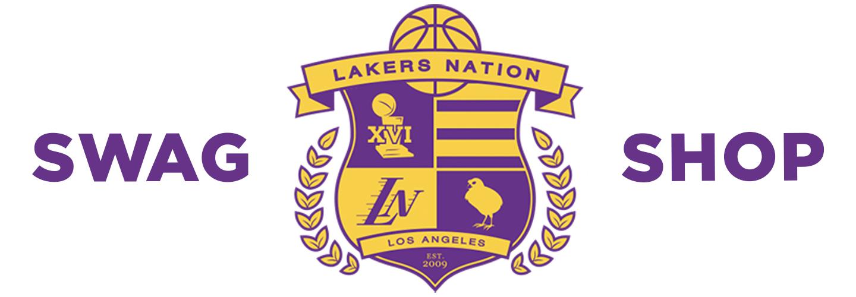 Lakers Nation's Artist Shop Logo