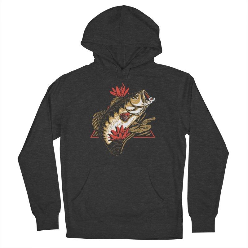 Explotus Men's Pullover Hoody by lakespirit fishing art