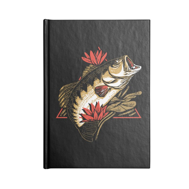 Explotus Accessories Notebook by lakespirit fishing art
