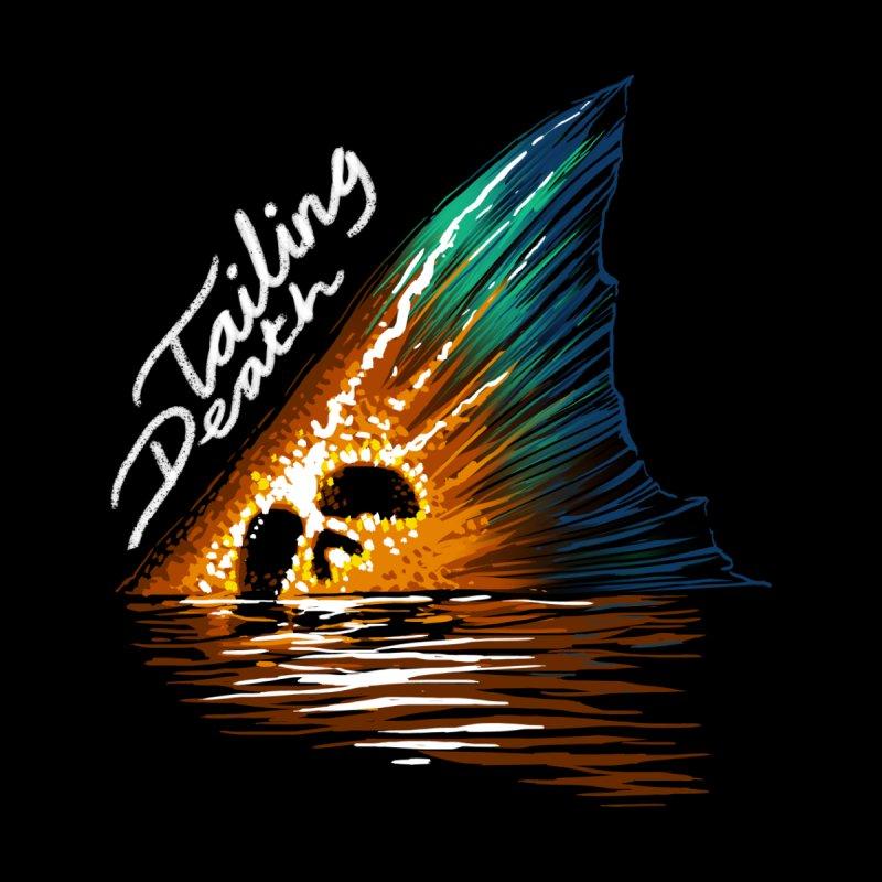 Tailing Death by lakespirit fishing art
