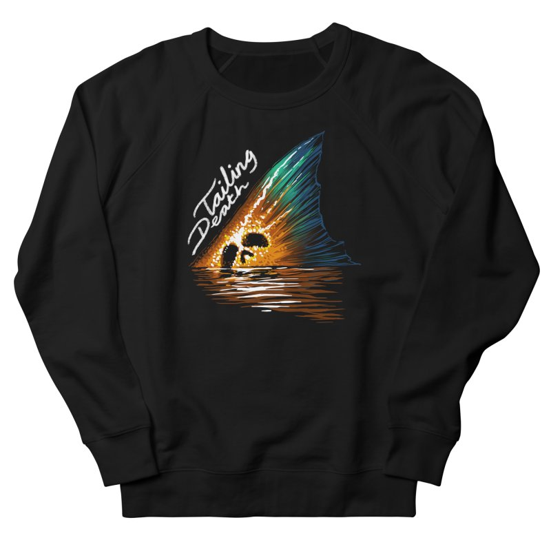 Tailing Death Women's Sweatshirt by lakespirit fishing art