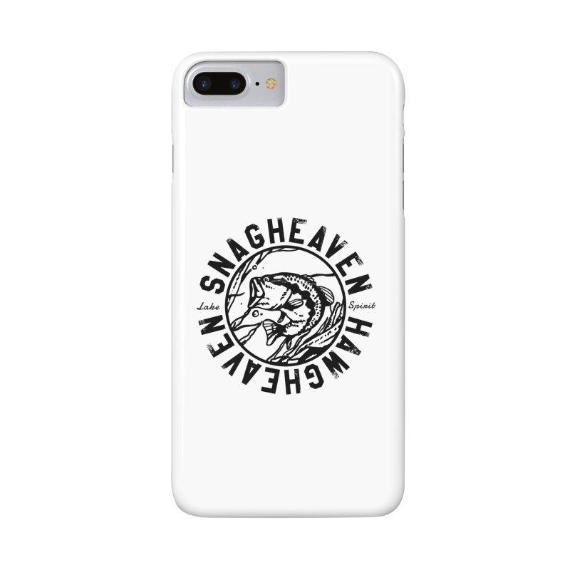 Snag Heaven Accessories Phone Case by lakespirit fishing art