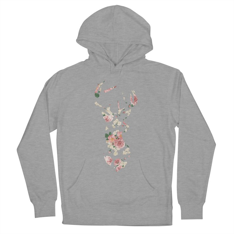 Deer Women's Pullover Hoody by Lakeview Boulevard