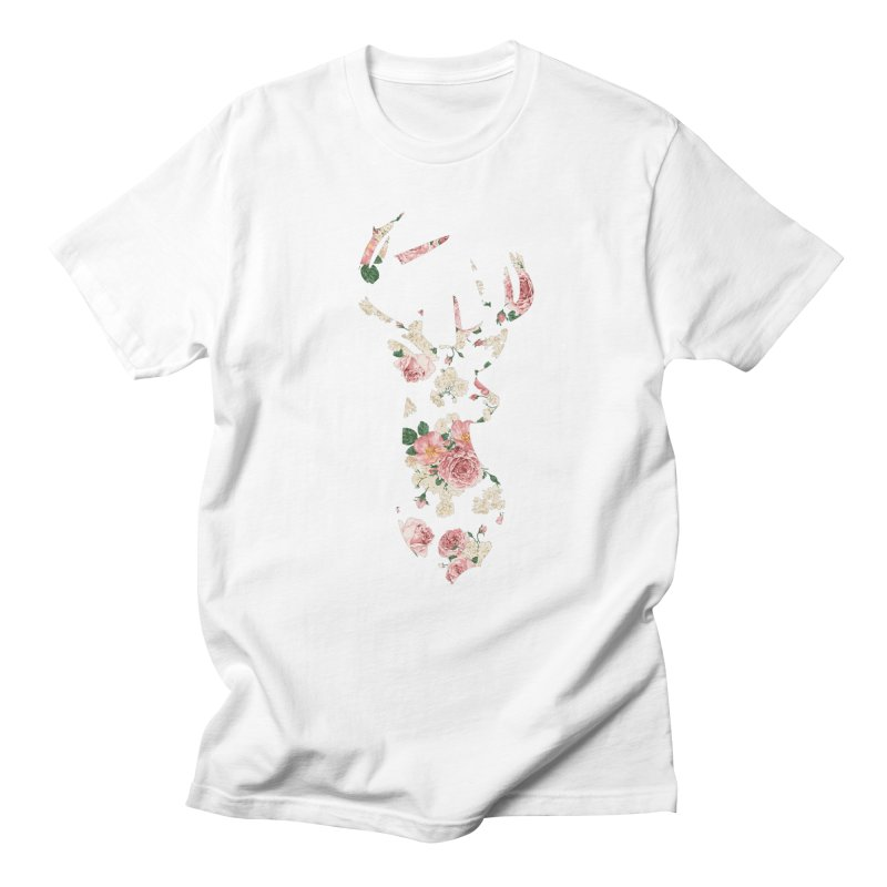 Deer Men's T-Shirt by Lakeview Boulevard