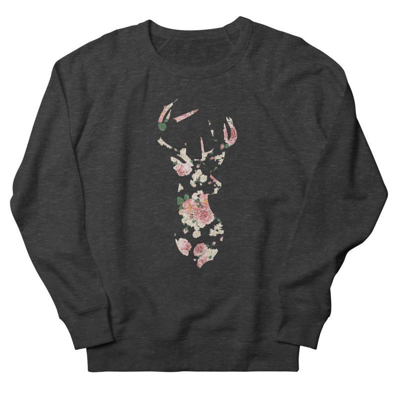 Deer Women's Sweatshirt by Lakeview Boulevard