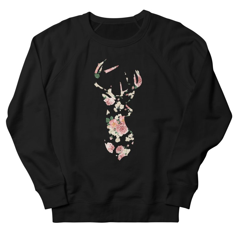 Deer Women's Sweatshirt by Lakeview Boulevard