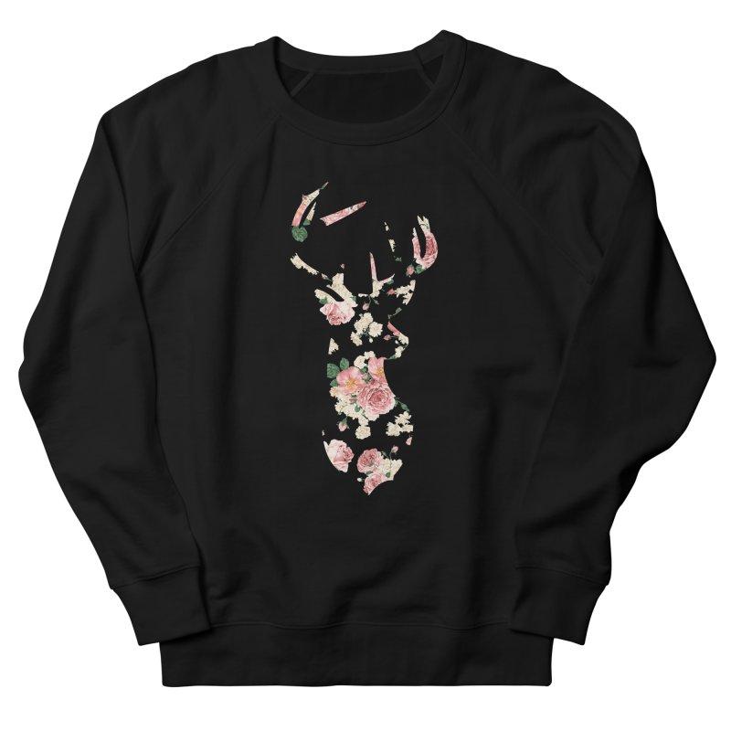 Deer Men's Sweatshirt by Lakeview Boulevard