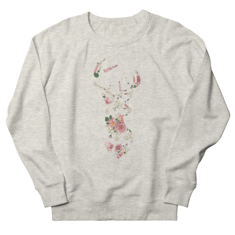 Deer Men's Sweatshirt by Lakeview Boulevard