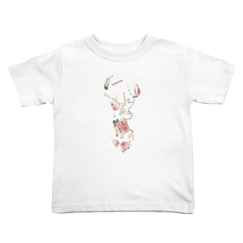 Deer Kids Toddler T-Shirt by Lakeview Boulevard