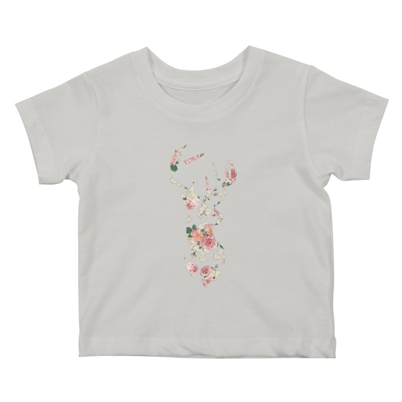 Deer Kids Baby T-Shirt by Lakeview Boulevard