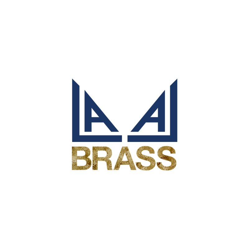 LALA Brass Men's T-Shirt by LALA Brass Merch Shop