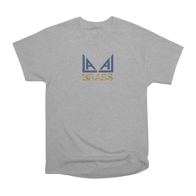 LALA Brass Women's Heavyweight Unisex T-Shirt by LALA Brass Merch Shop