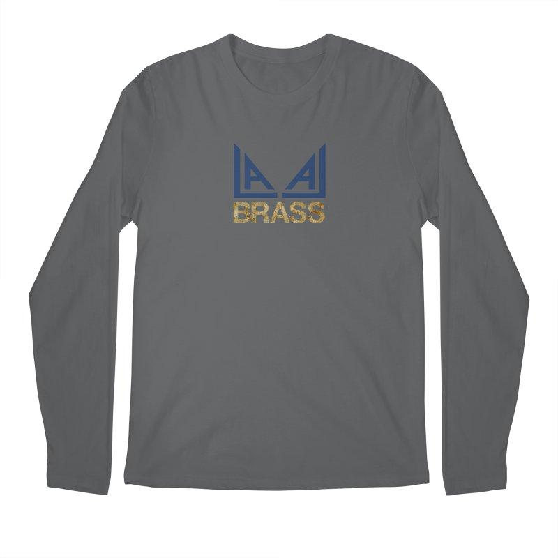 LALA Brass Men's Regular Longsleeve T-Shirt by LALA Brass Merch Shop