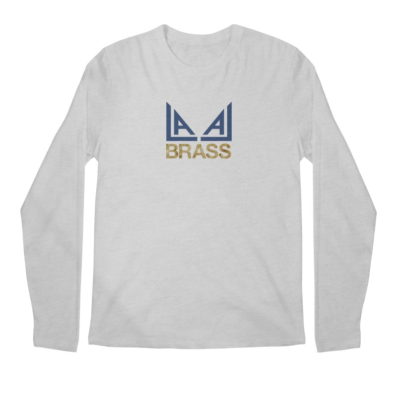 LALA Brass Men's Regular Longsleeve T-Shirt by LALA Brass Merch Shop