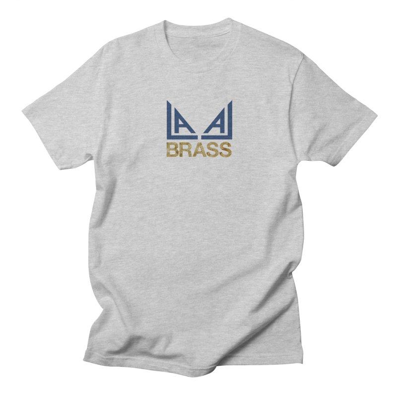 LALA Brass Women's Regular Unisex T-Shirt by LALA Brass Merch Shop