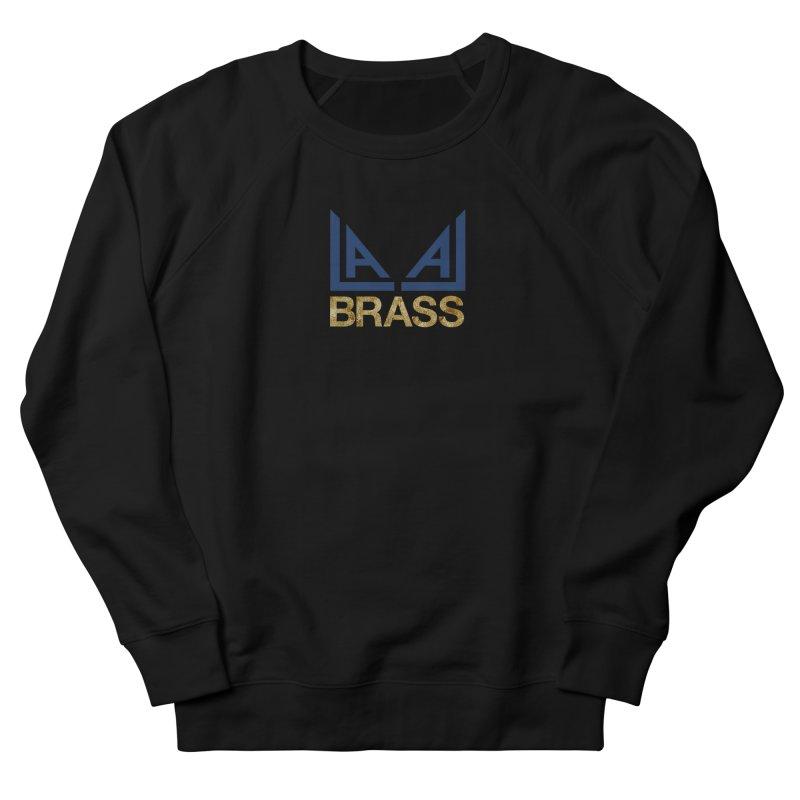 LALA Brass Women's French Terry Sweatshirt by LALA Brass Merch Shop
