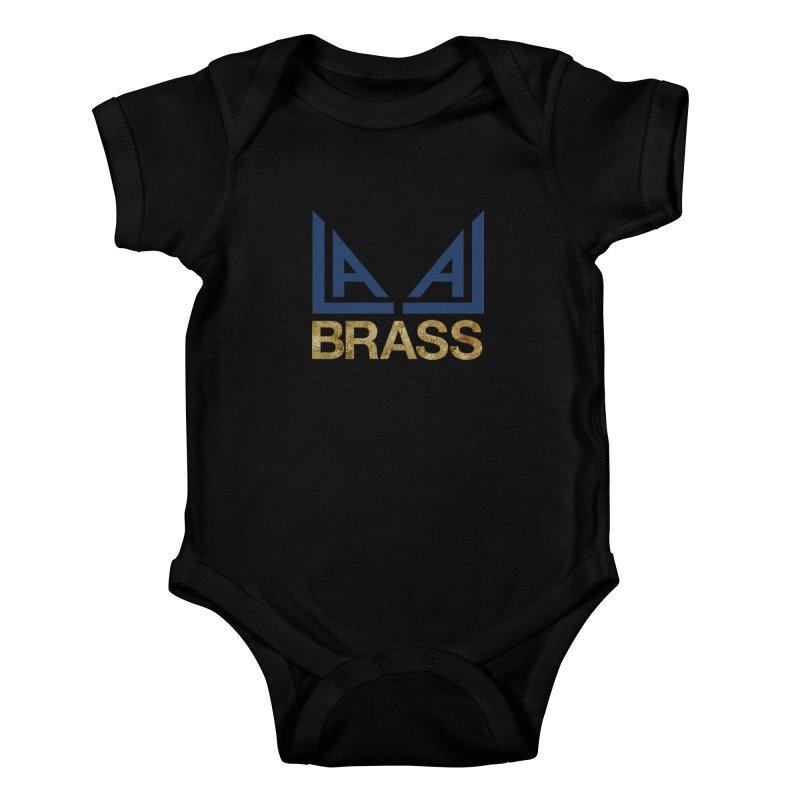 LALA Brass Kids Baby Bodysuit by LALA Brass Merch Shop