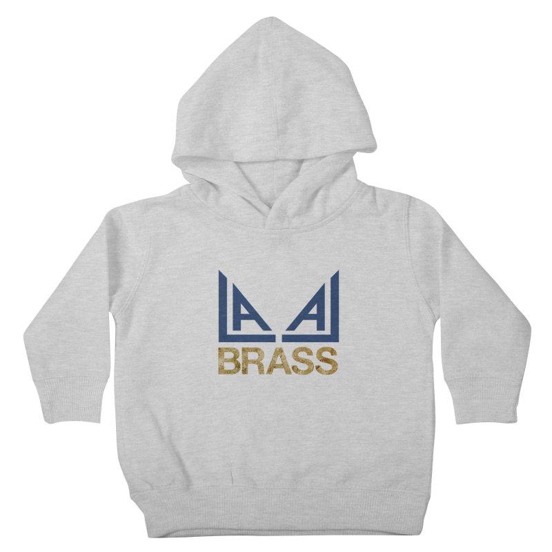 LALA Brass Kids Toddler Pullover Hoody by LALA Brass Merch Shop
