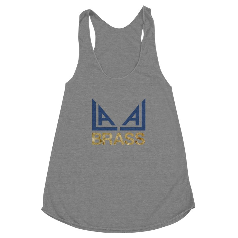 LALA Brass Women's Tank by LALA Brass Merch Shop