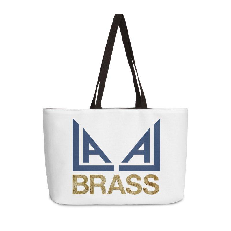LALA Brass Accessories Weekender Bag Bag by LALA Brass Merch Shop