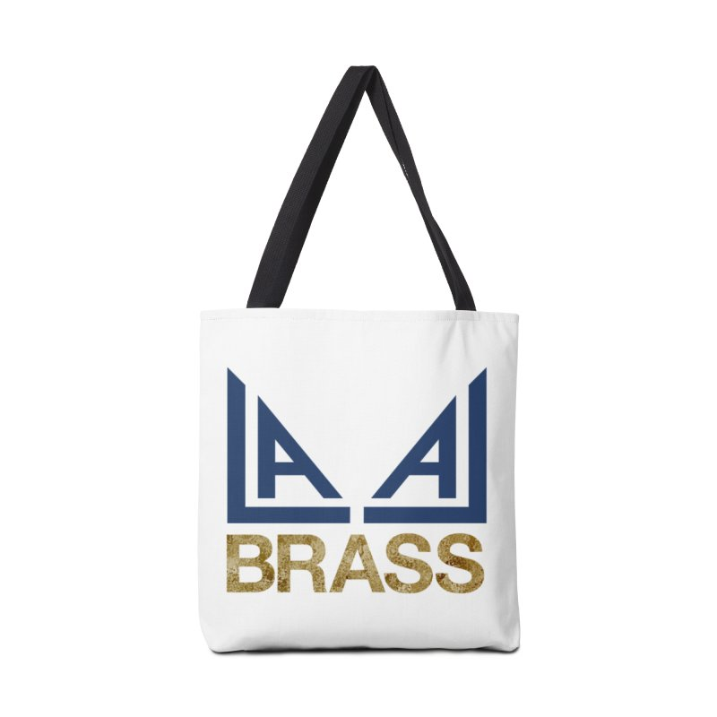LALA Brass in Tote Bag by LALA Brass Merch Shop