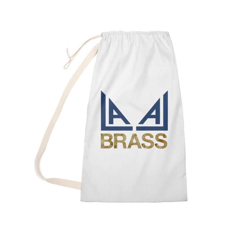 LALA Brass Accessories Laundry Bag Bag by LALA Brass Merch Shop