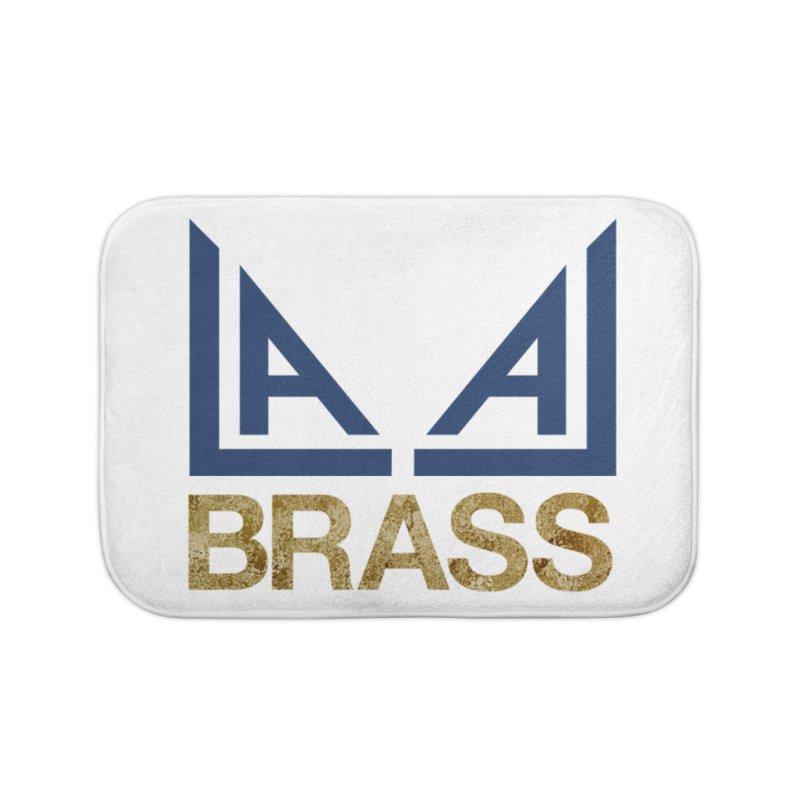 LALA Brass Home Bath Mat by LALA Brass Merch Shop