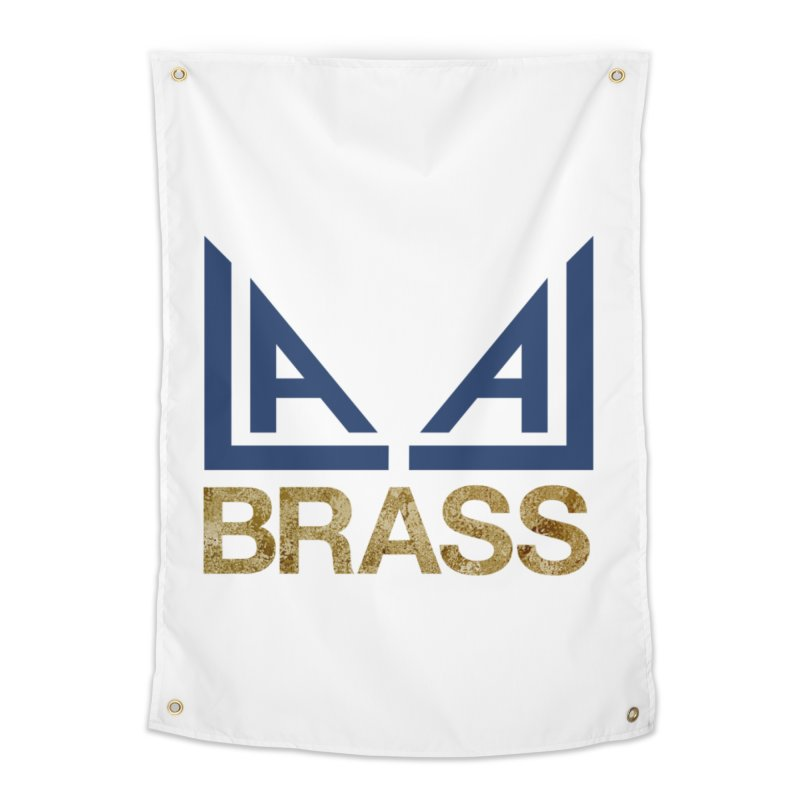 LALA Brass Home Tapestry by LALA Brass Merch Shop