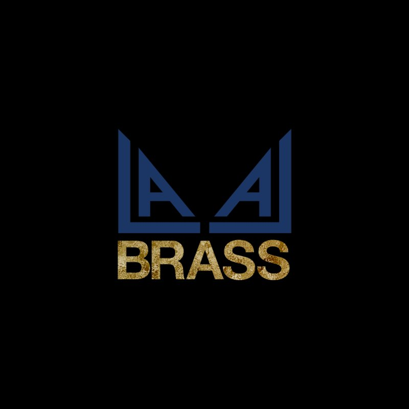 LALA Brass black Accessories Bag by LALA Brass Merch Shop