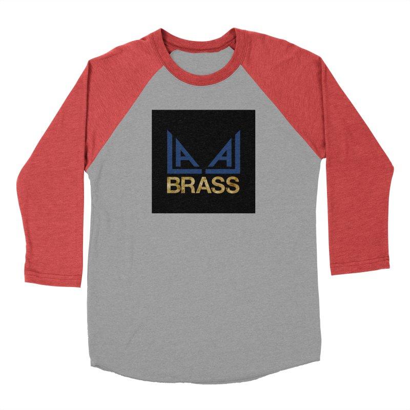 LALA Brass black Men's Longsleeve T-Shirt by LALA Brass Merch Shop