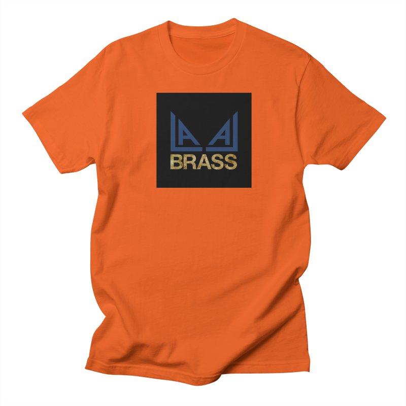 LALA Brass black Women's Regular Unisex T-Shirt by LALA Brass Merch Shop