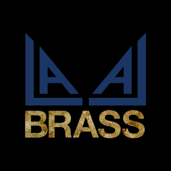 LALA Brass Merch Shop Logo