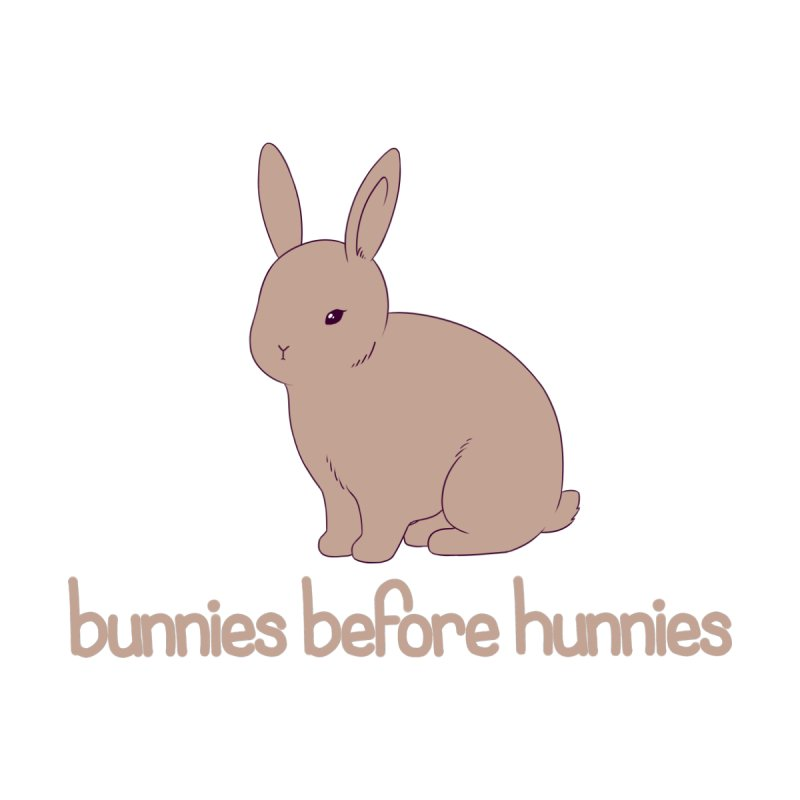 bunnies before hunnies by lalalychee